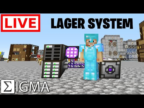 🔴 LAGER SYSTEM