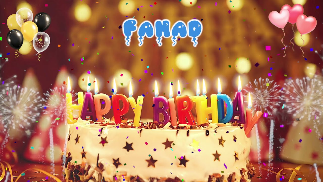 Download FAHAD Happy Birthday Song – Happy Birthday Fahad اغنية عيد ميلاد العربي