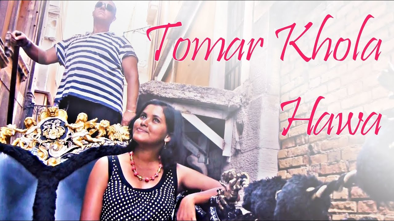 Lyrics of Bengali Song Tomar Khola Hawa Play Antakshari ...