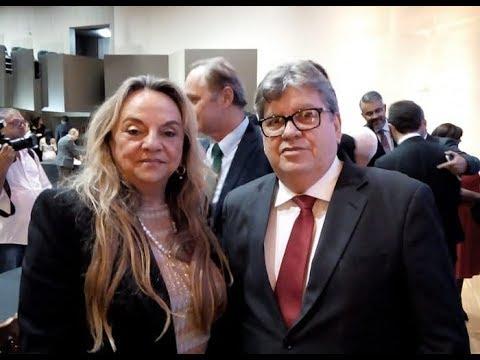 """Dra Paula diz que portas do PP estão abertas para o João e alfineta RC: """"Tem que baixar a cabeça"""""""