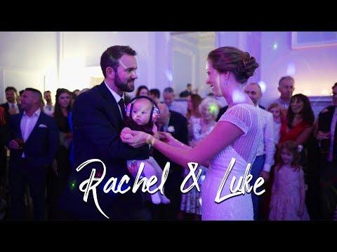 """""""You give me the platform to be who I am"""" - Rachel & Luke"""