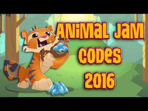 Animal Jam Spirit Blog Codes