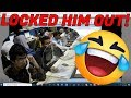RAGING SCAMMER LOCKED OUT OF HIS OWN PC!