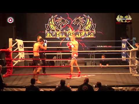 FIGHTERSHEART - Desley Middelkoop vs Yassin Mesdar
