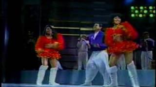 FESTIVAL DE VIÑA 1992, LA BANDA BLANCA (5/8)  DE HONDURAS