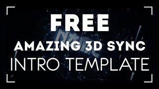 Intro Template #32 [AMAZING]|[AE+C4D]|[SYNC]|[60FPS]|