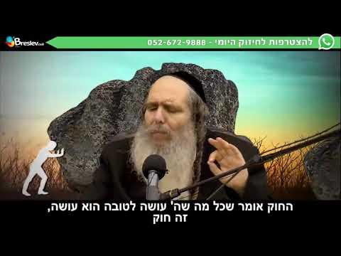 """הרב שלום ארוש שליט""""א - ספר החוקים של האמונה"""