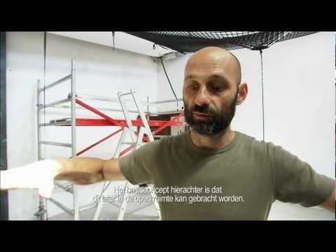 artist talk with Numen / For Use about NET   Z33