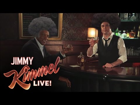 3 Ridiculous Questions with Jimmy Kimmel and Dr. J