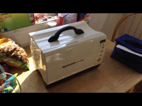 Power Hunt WaveBox 12v Microwave full review