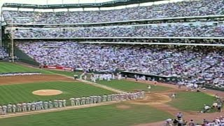 1995 All-Star Game: NL defeats the AL, 3-2