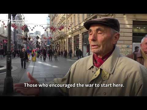 Belgrade Residents See Mladic Verdict As Conspiracy