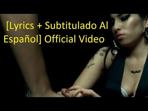 Amy Winehouse - You Know I'm No Good [Lyrics + Subtitulado Al Español] Official Video HD VEVO