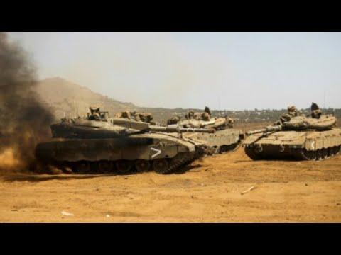 قصف جوي إسرائيلي على مستودع أسلحة لحزب الله جنوب شرق دمشق