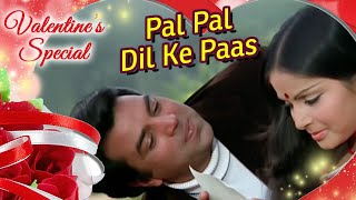 Pal Pal Dil Ke Paas (HD) - Dharmendra & Rakhi - Blackmail - Bollywood Evergreen Hits - Kishore Kumar
