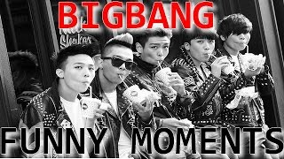 Download Video FUNNY MOMENTS ► BIGBANG #1 MP3 3GP MP4
