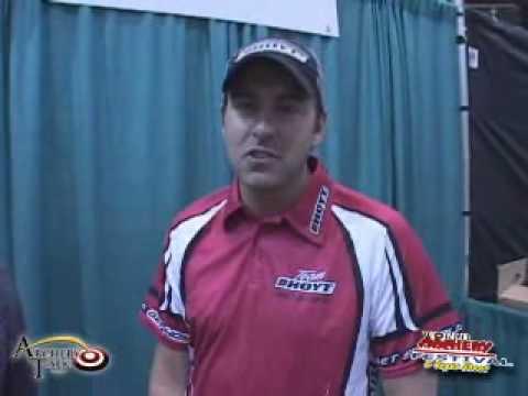 Dave Cousins Pro Archer Interview