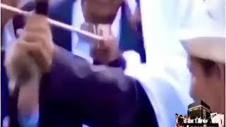 حالات واتس آب جميلة وممتعة | لمحبين الشيخ ماهر المعيقلي وهو يرمي الرماح ويصيب الهدف