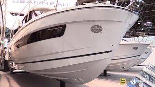 2018 Jeanneau Merry Fisher 895 Fishing Boat - Walkaround - 2018 Boot Dusseldorf Boat Show