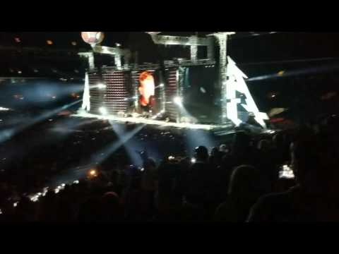 Metallica 1st 24min Sports Authority Field @ Mile high