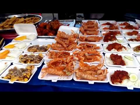 Pasar Malam (Night Market) @ LANGKAWI