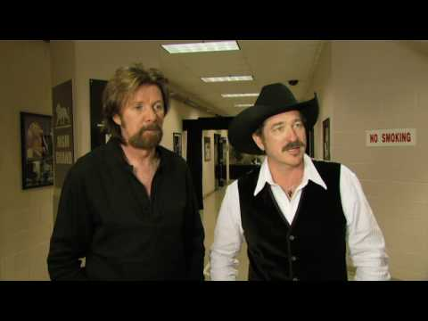 Academy of Country Music Awards - ACMA 45 - Brooks and Dunn Rehearsal Interview