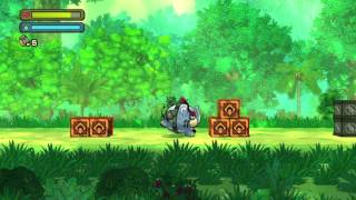 TEMBO THE BADASS ELEPHANT Gameplay PS4