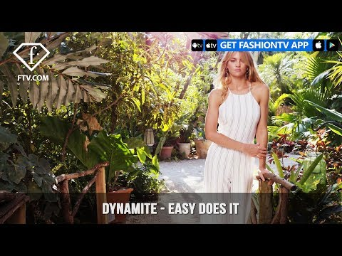 Dynamite Clothing presents Easy Does It with the Ready In Five Picks for Summer   FashionTV   FTV