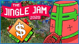 Exploiting the BIGGEST Charity Gaming Event - Jingle Jam 2020 Is Perfectly Balanced Day 1 - Open TTD