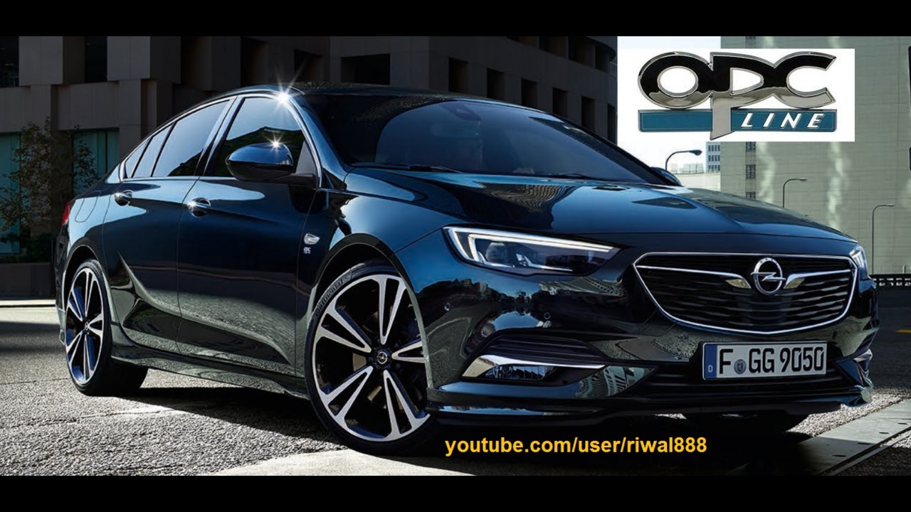 new 2017 opel insignia grand sport opc line exterior pack hd youtube. Black Bedroom Furniture Sets. Home Design Ideas