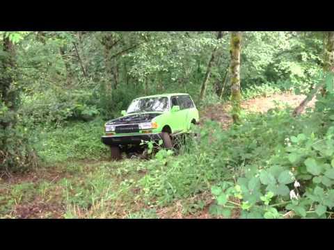 Predator Land Cruiser Gets Stuck