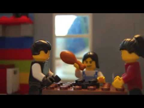 Lego: Music Video-Eat It.