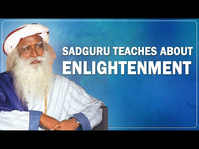 Sadhguru  Jaggi Vasudev Speaks About Enlightenment | Sadguru Speech & Quotes | Kaumudy TV