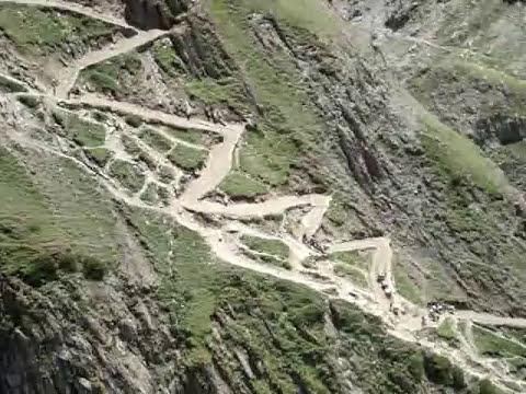 Amarnath Yatra route Via Baltal