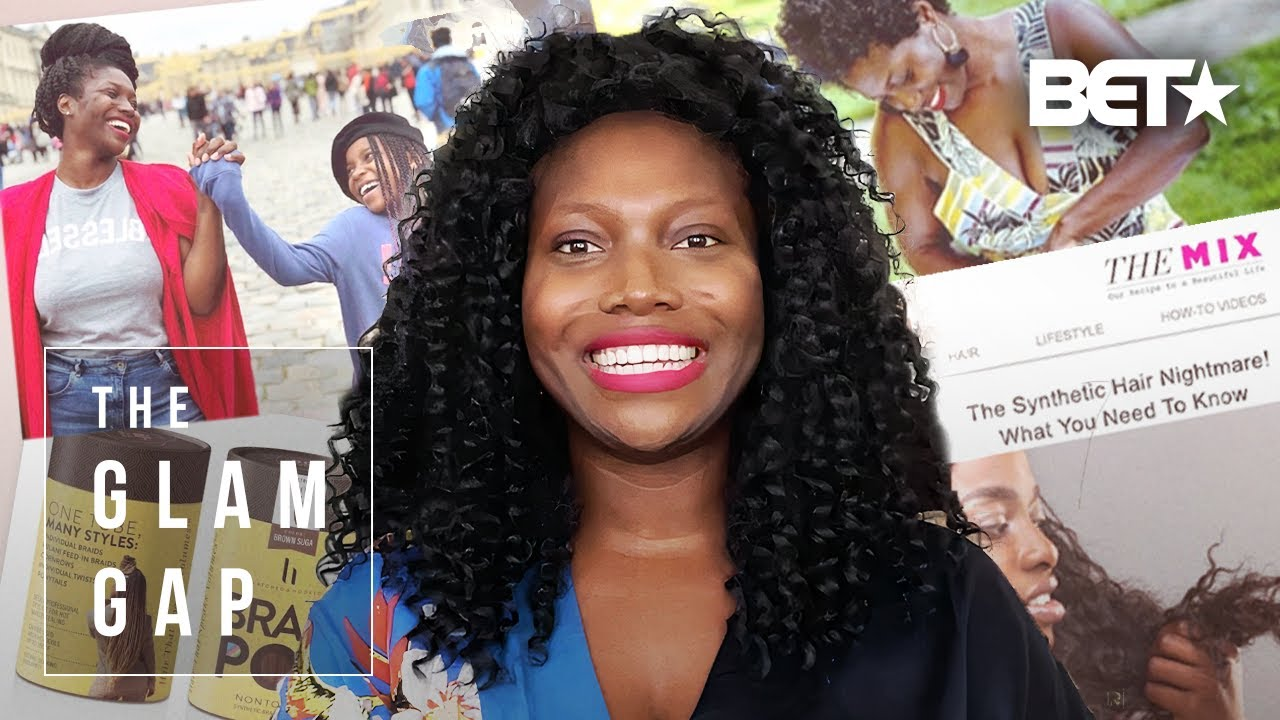 Tiffini Gatlin Talks Changing The Face Of Beauty And Making Haircare Safer | The Glam Gap