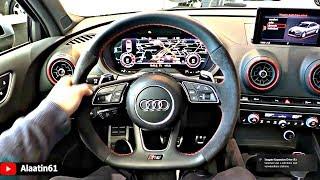 2019 Audi RS3 - INTERIOR