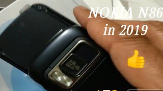 old NOKIA phone N86.NOKIA OLD Symbian phone 2019.slider phone in 2019.physical key phone.UNBOXING