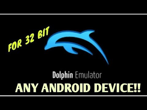 how to install dolphin emulator on android 32 bit