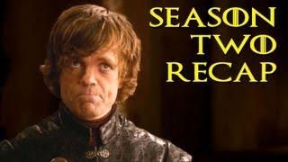 Game of Thrones Season 2 Recap in 3 Minutes