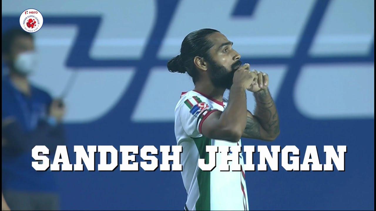 Sandesh Jhingan's Best Clearances | Hero ISL 2020-21