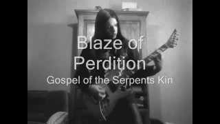 Blaze of Perdition - Gospel of the Serpent