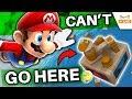 The UNREACHABLE Block House! (Super Mario Galaxy 2)