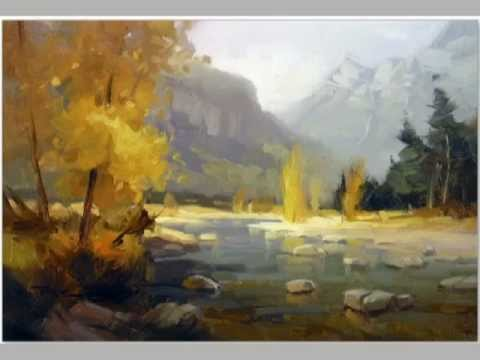 richard robinson art paintings   youtube