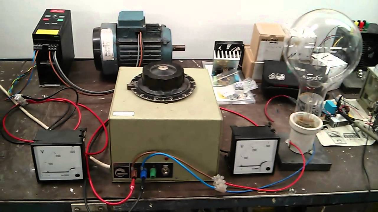 variac wiring gibson