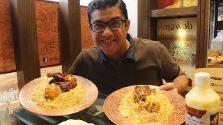 Kacchi Biriyani - Jafrani Sharbat - Grand Nawab - Hillol - Dhaka - Bangladesh