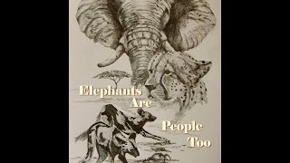 Elephants Are People Too a book by Brian Connell