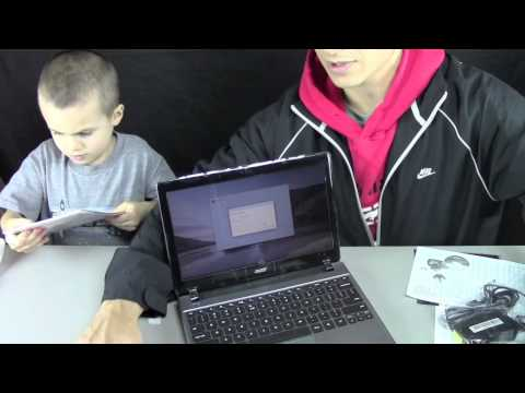 $199 ACER C7 GOOGLE CHROMEBOOK LAPTOP Q1VZC UNBOXING REVIEW OPERATING SYSTEM OVERVIEW