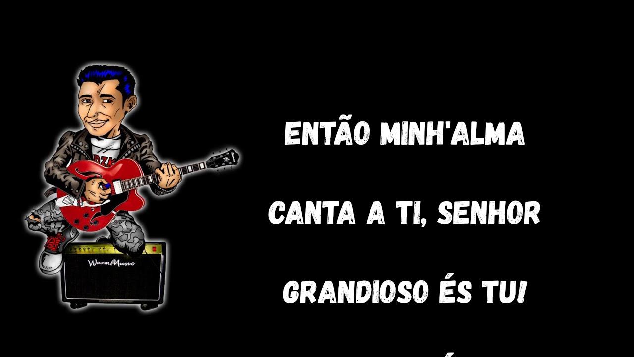 Harpa Cristã 526 - Grandioso És Tu │Versão Punk Rock - YouTube