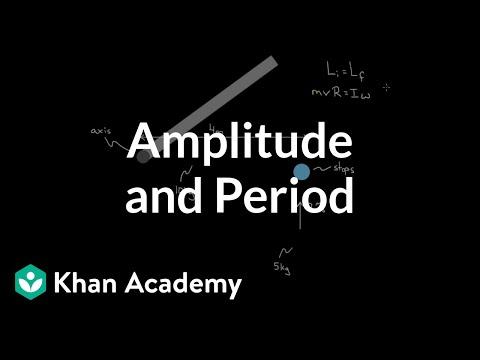 Ball hits rod angular momentum example | Physics | Khan Academy