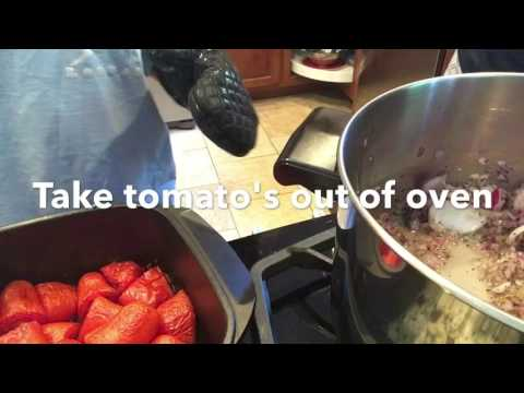 How to make organic tomato soup